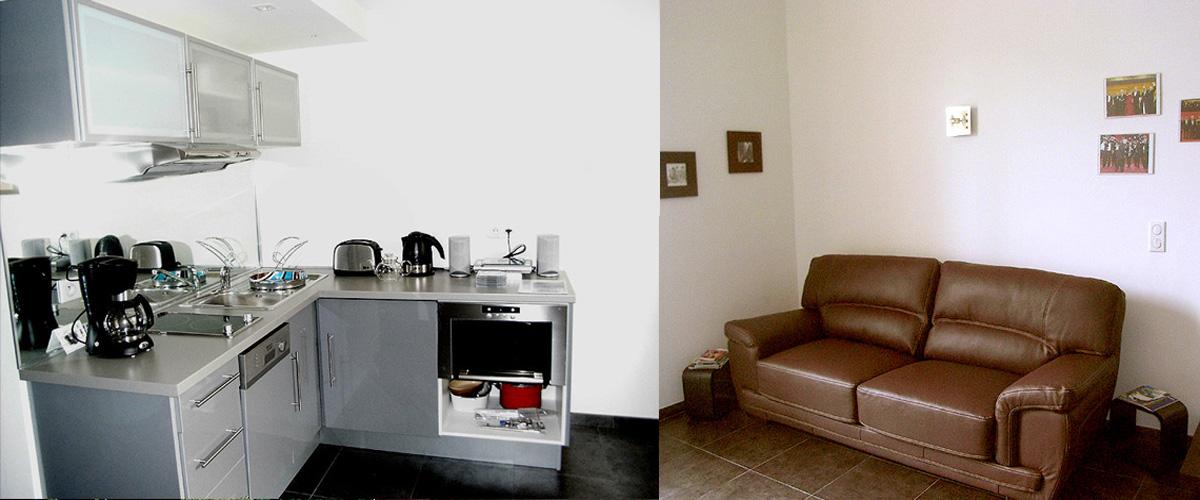 Cinéma Appartement – Salon